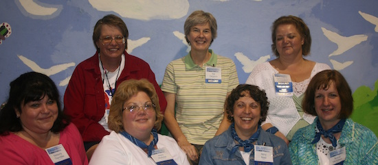 2009 CSNCN Board