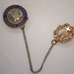 Graduate CSN pin