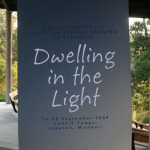 1-dwelling in the light